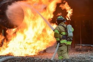 Firefighter Injury Compensation