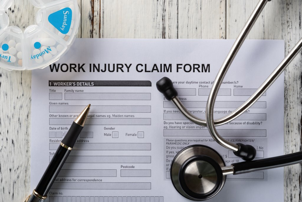 workers' compensation benefits when working from home